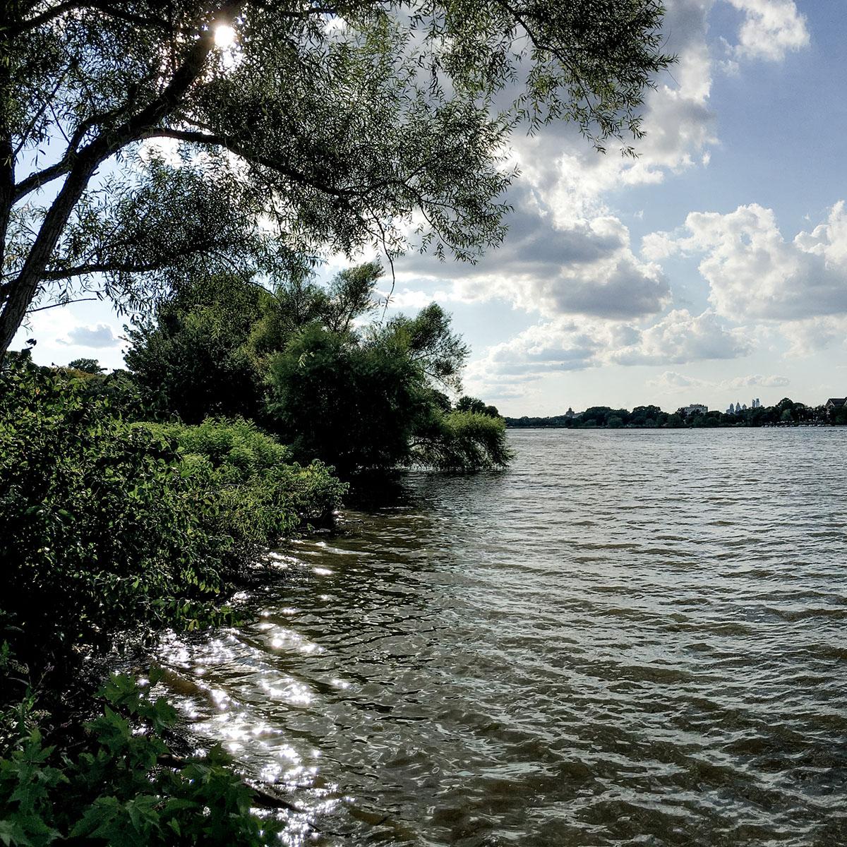 Cooper River Park Camden County Nj