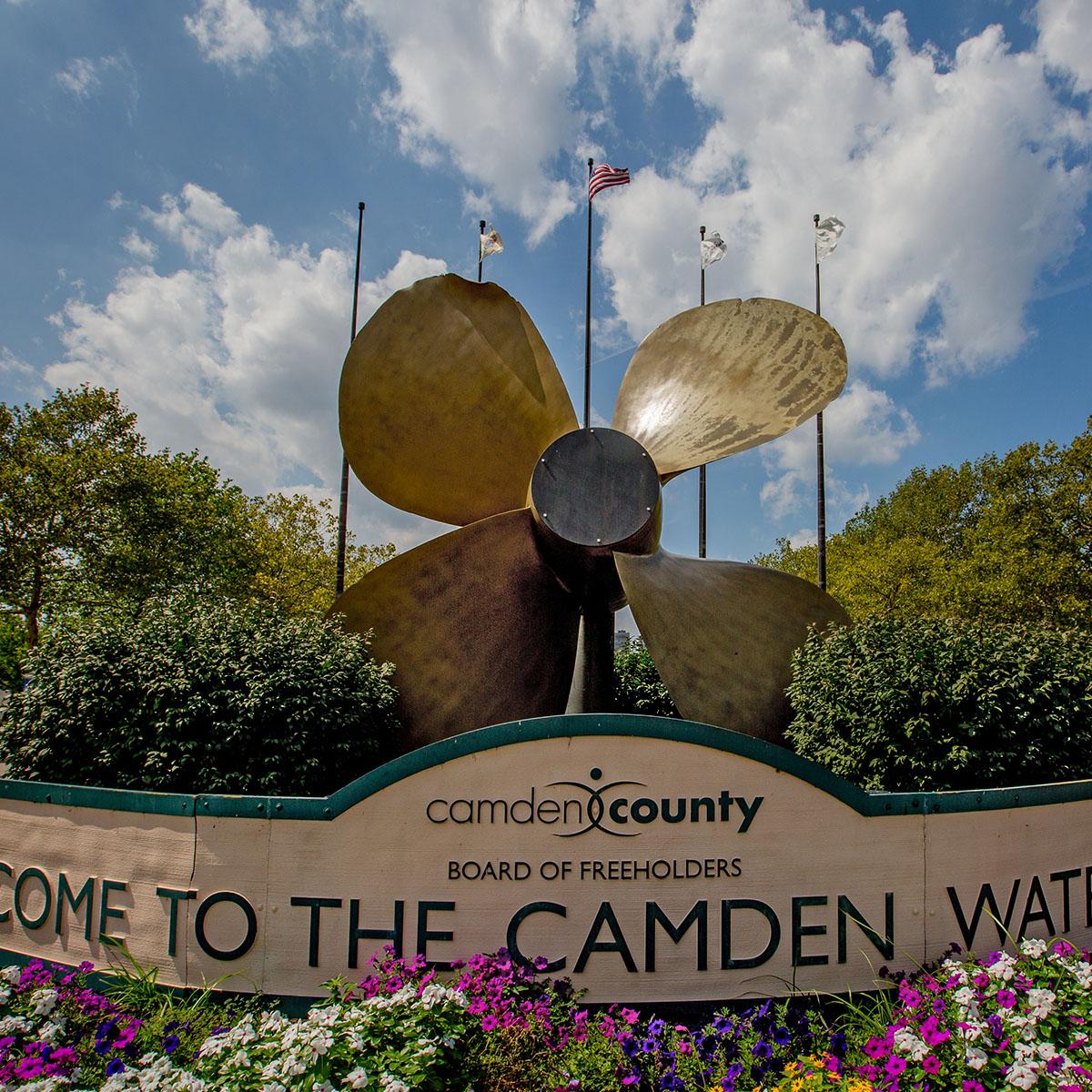 Wiggins Waterfront Park Camden County Nj