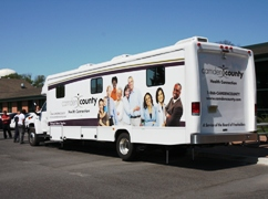 HealthConnectionVan