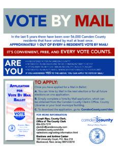 vote by mail flyer 2018 v6 camden county nj
