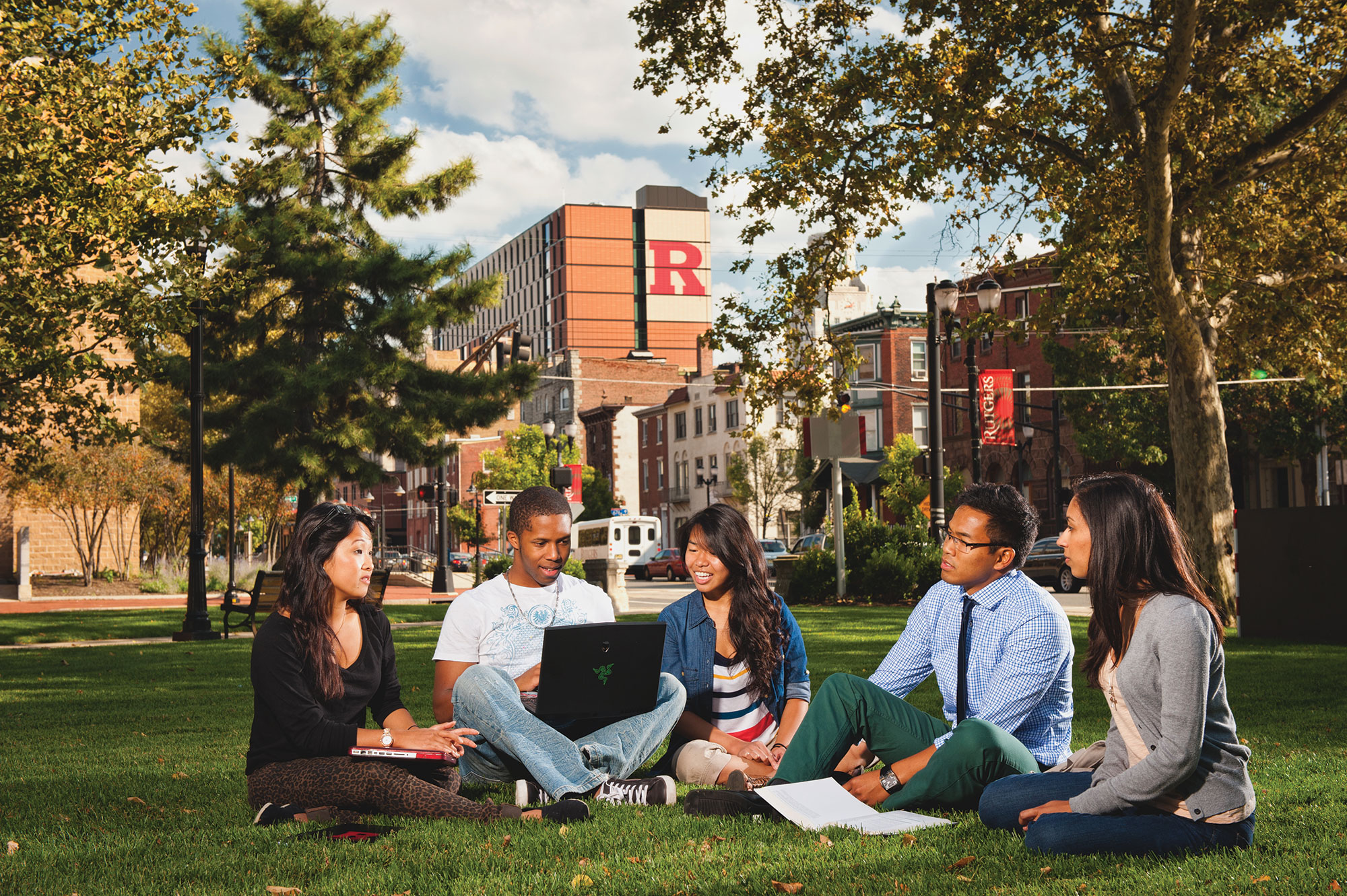 Rutgers—Camden Learning Center Study Groups