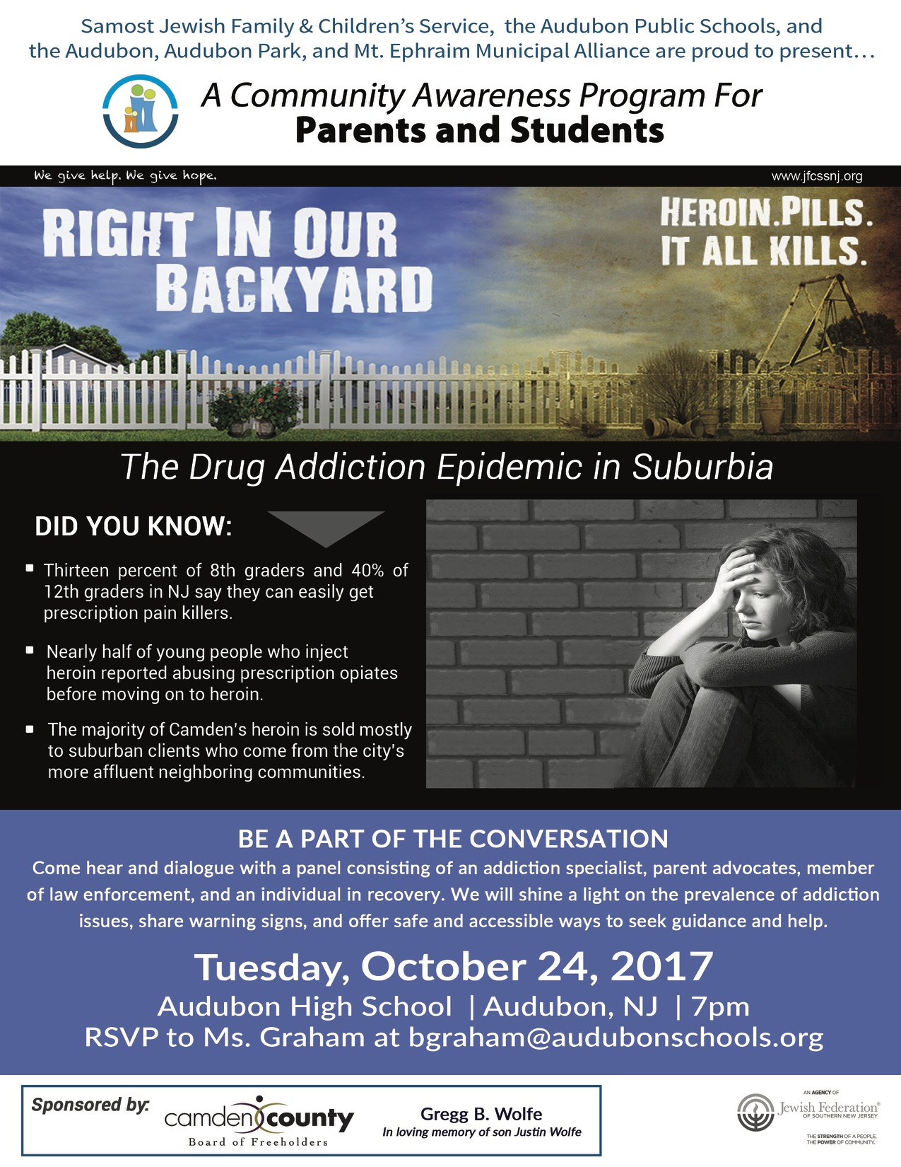 right in our backyard the drug addiction epidemic in suburbia