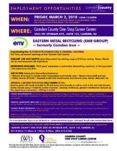 recruitment template emrv2 camden county