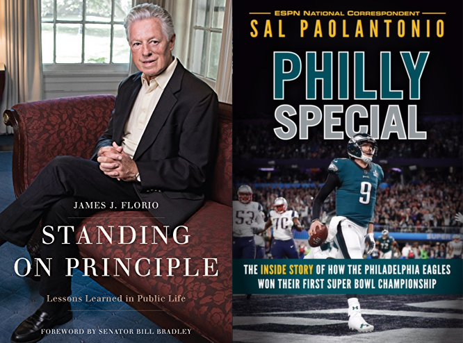 Book Signing with James J  Florio and Sal Paolantonio to be