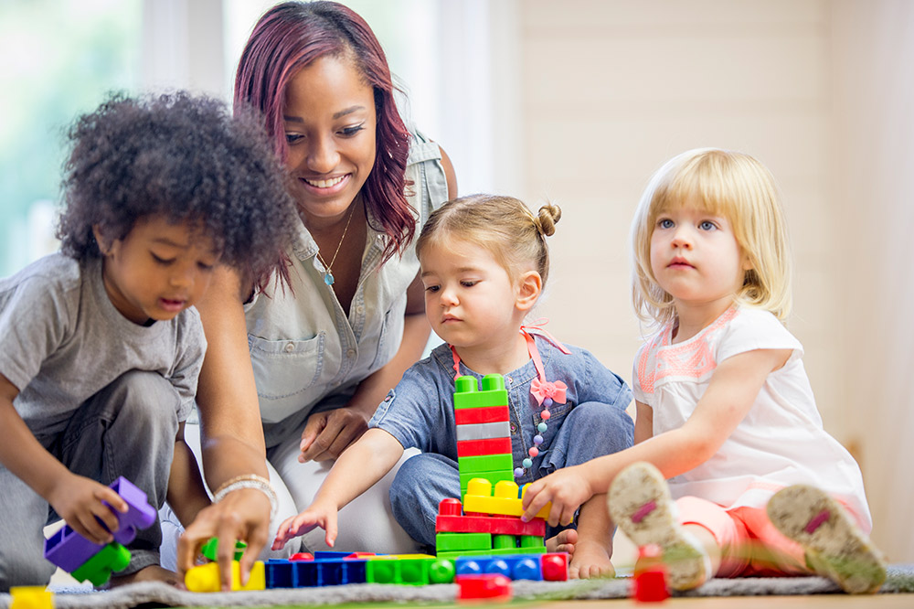 2 Become An In Home Child Care Provider